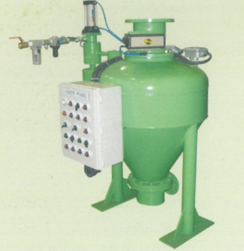 LOW SPEED PNEUMATIC-CONVEYOR -